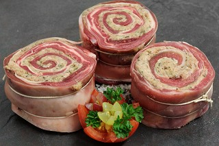 Boneless Stuffed Breast of Lamb